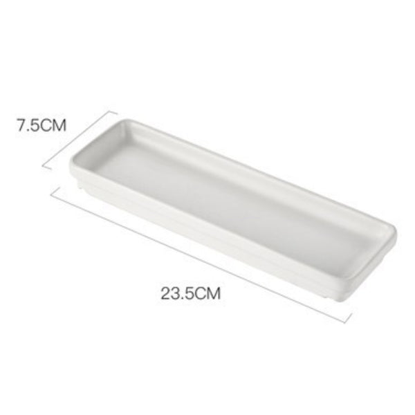 Long Rectangle Plate