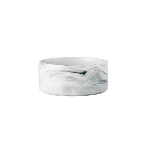 Marble Bowl with Stand