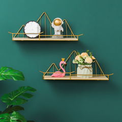 Mountain Shaped Shelf