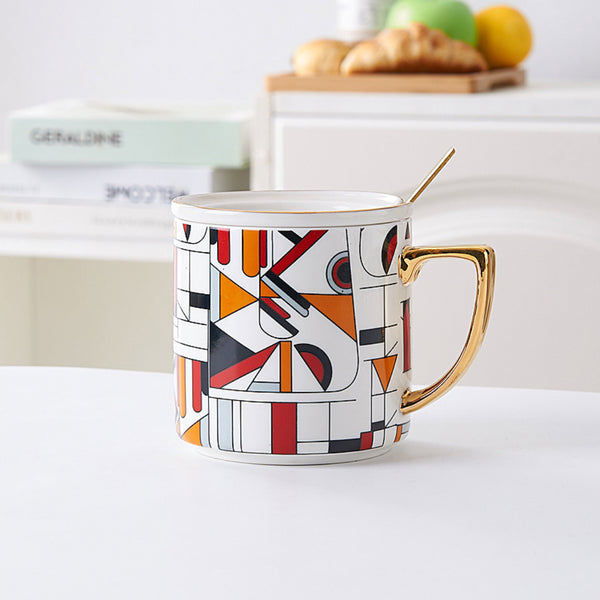 Mosaic Coffee Mug