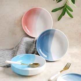 Ombre Deep Plate