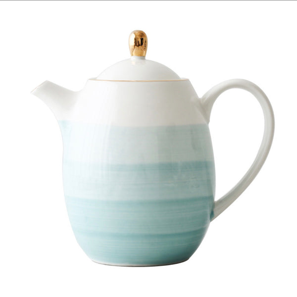Ombre Tea Set Green