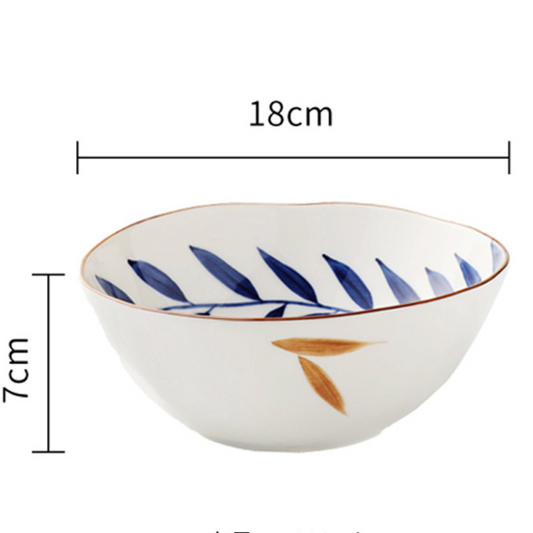 Palm Leaf Bowl