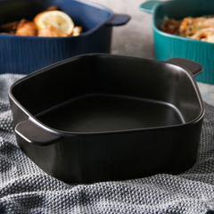 GEOMTERIC pentagon serving bowl - soul black - Nestasia Home Decor