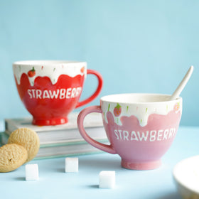 Strawberry Cups
