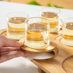 Glass Teaset