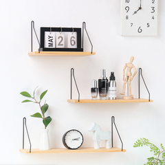 Wooden Shelf M