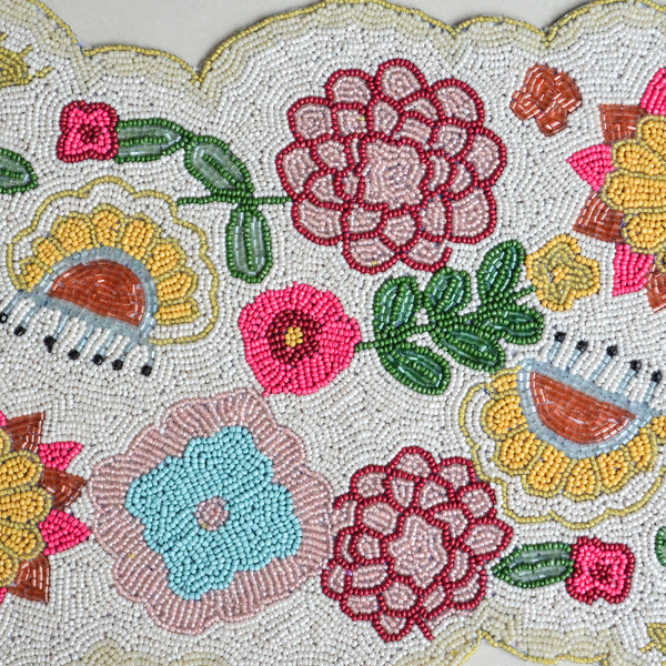 Colourful Floral Runner