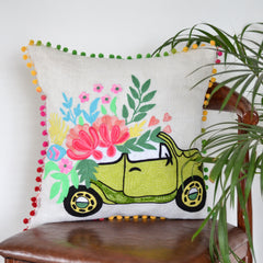 Car Cushion Cover