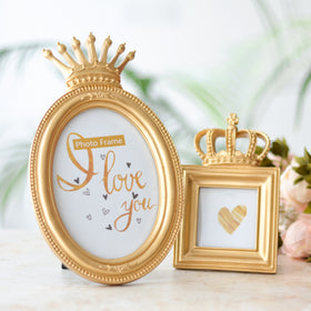 Crown Photo Frame