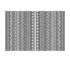 ROCCO Rectangle rug (M) - grey