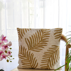 Gold Cushion Cover
