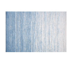 GRADIENT Rectangle Rug - Blue (L) - Nestasia Home Decor
