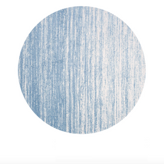 GRADIENT Round Rug - Blue (L) - Nestasia Home Decor