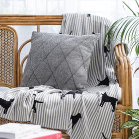 Grey Cushion