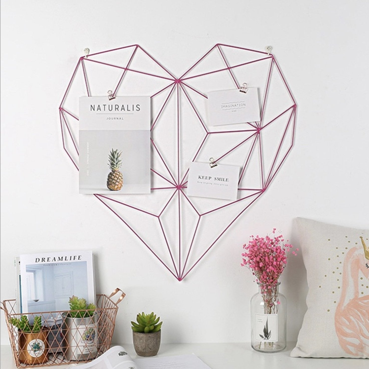 Heart Wall Hanging