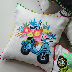 Scooter Cushion Cover