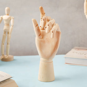 Wooden Decor Hand