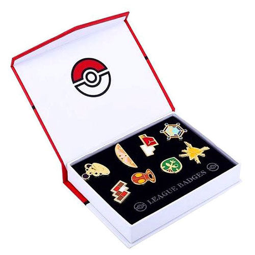 Badges Pokémon région Kalos