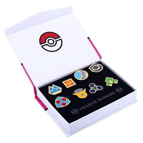 Badges Pokémon région Sinnoh