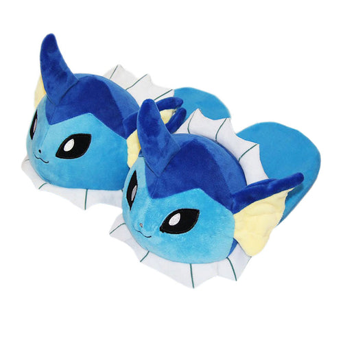 Chaussons Pokémon : Aquali adulte