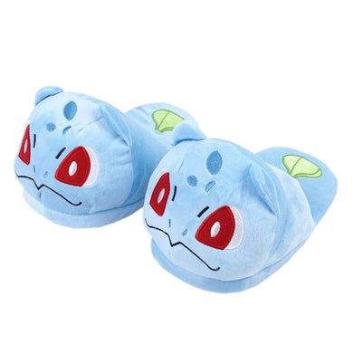 Chaussons Bulbizarre adulte Pokémon
