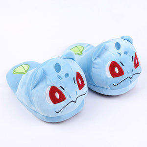 Chaussons Pokémon Bulbizarre adulte