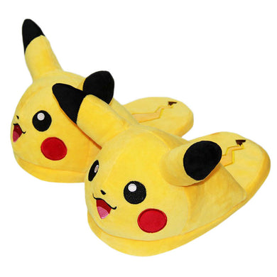 Chaussons Pikachu adulte Pokémon