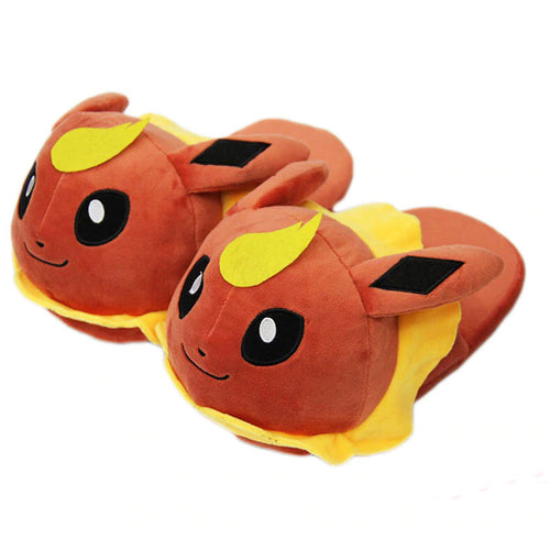 Chaussons Pyroli adulte Pokémon