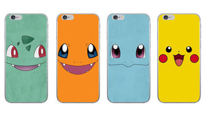 Coque iPhone Pokémon starters