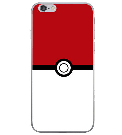 Coque iPhone Pokéball Pokémon