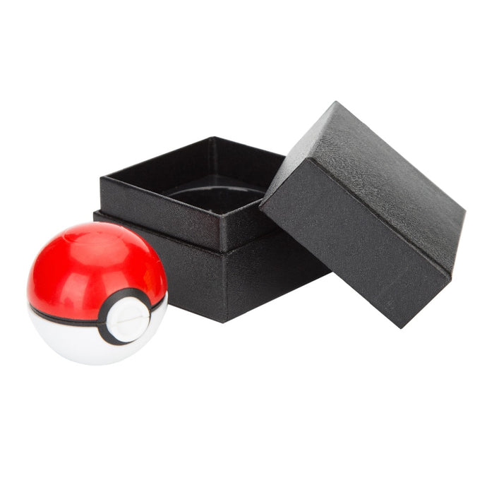 Grinder Pokeball rouge blanc Pokémon