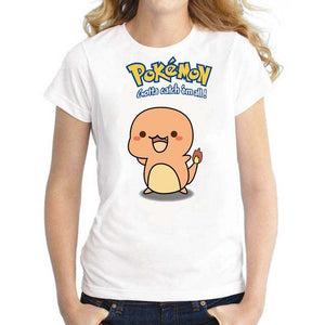 T-shirt Salamèche Pokémon fun