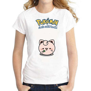 T-shirt Rondoudou Pokémon fun