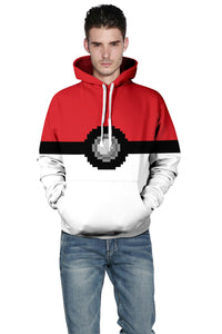 Sweat Pokéball Pokémon Homme