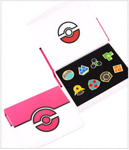 Charger l'image dans la galerie, Badges Pokemon Ligue Sinnoh - Pokémon Diamant, Perle et Platine
