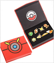 Charger l'image dans la galerie, Badges Pokemon Ligue Kalos - Pokémon X et Y