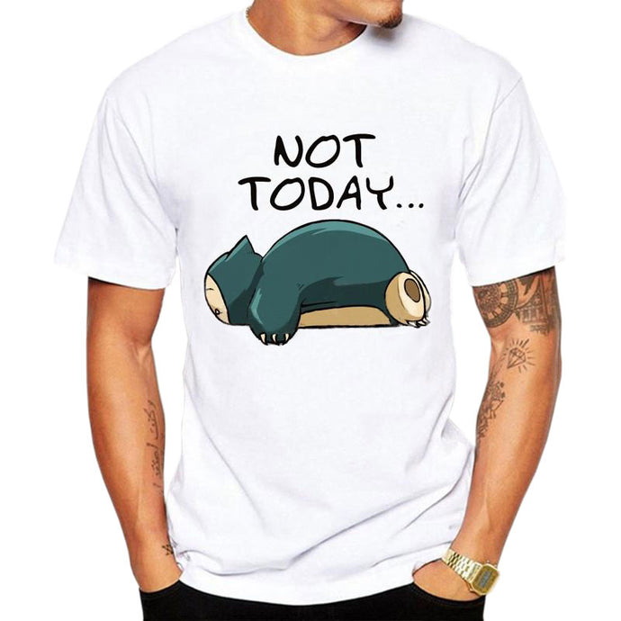 T-shirt Ronflex Not Today