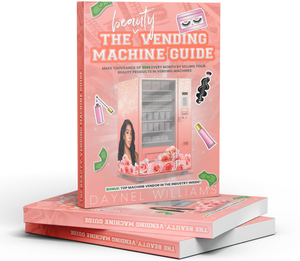 The Beauty Vending Machine Guide (E-Book)