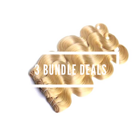 613 Russian Blonde 3 Bundle Deals