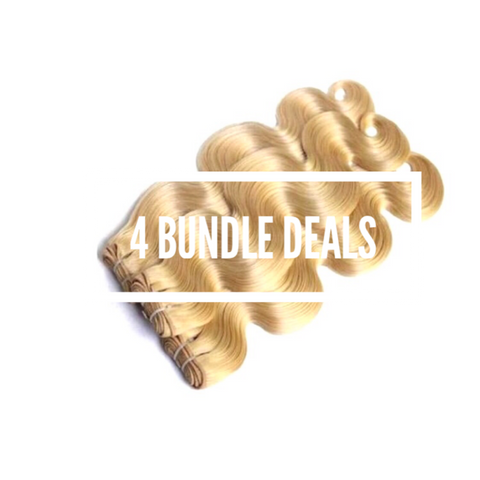 613 Russian Blonde 4 Bundle Deals