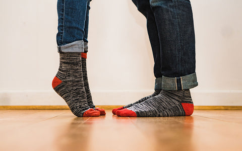 Socks make great gifts!