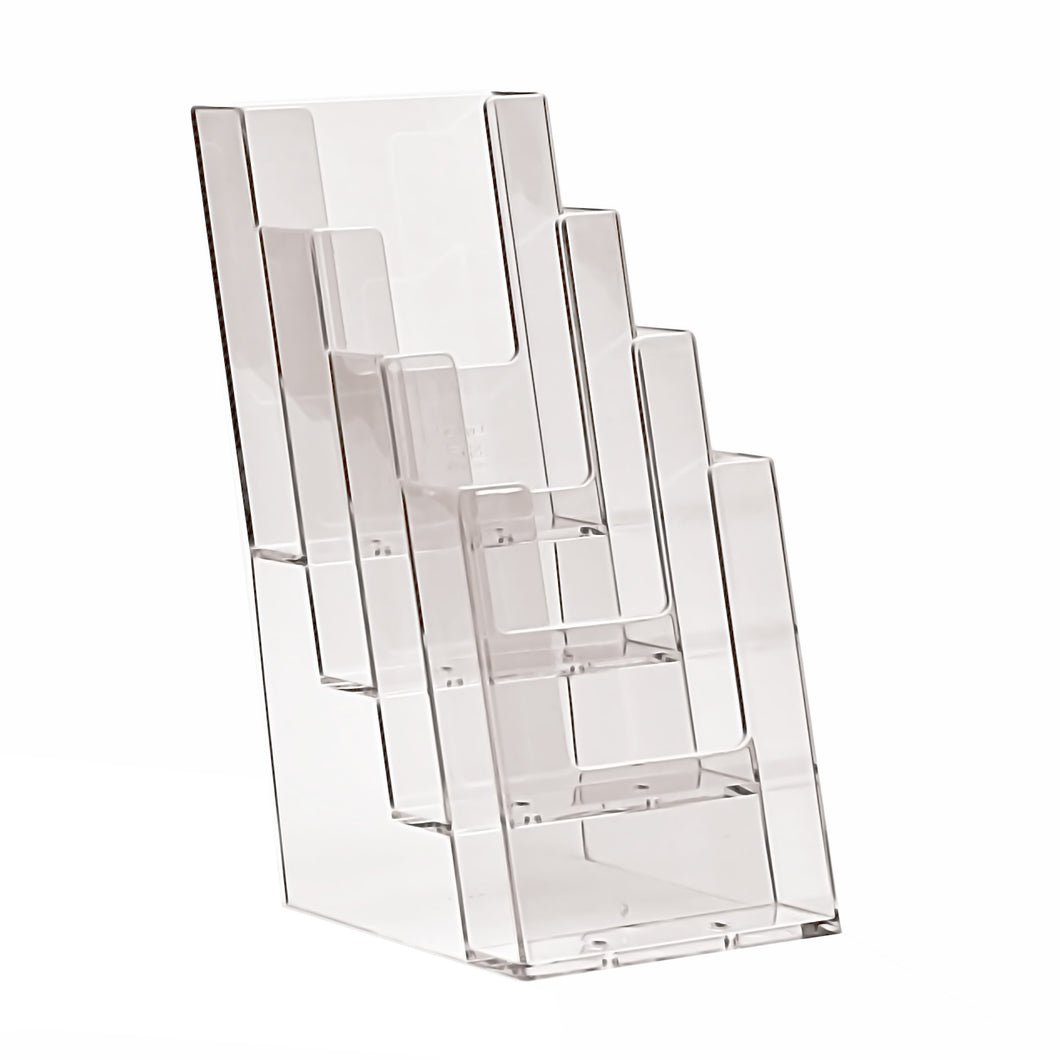 4 Tier Counter Stand for DL Leaflets