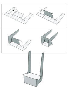presentation stand assembly instructions