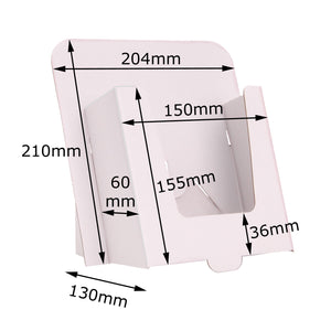 A5 Leaflet Dispenser Size guide