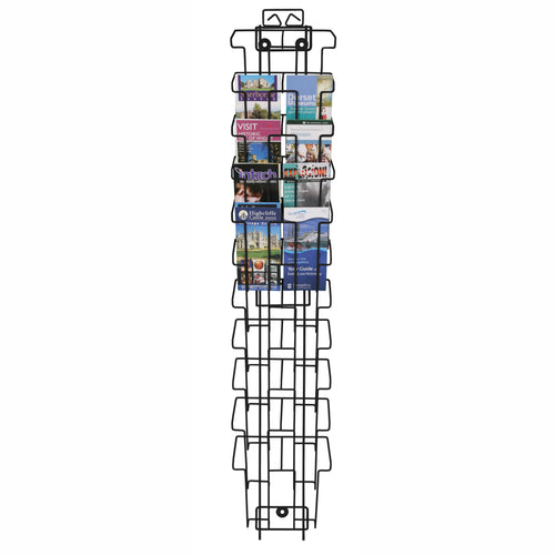 DL Leaflet Wall Rack