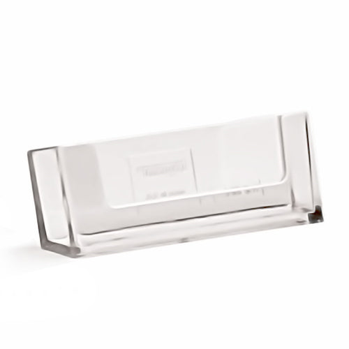 Flat Backed Business Card Holder