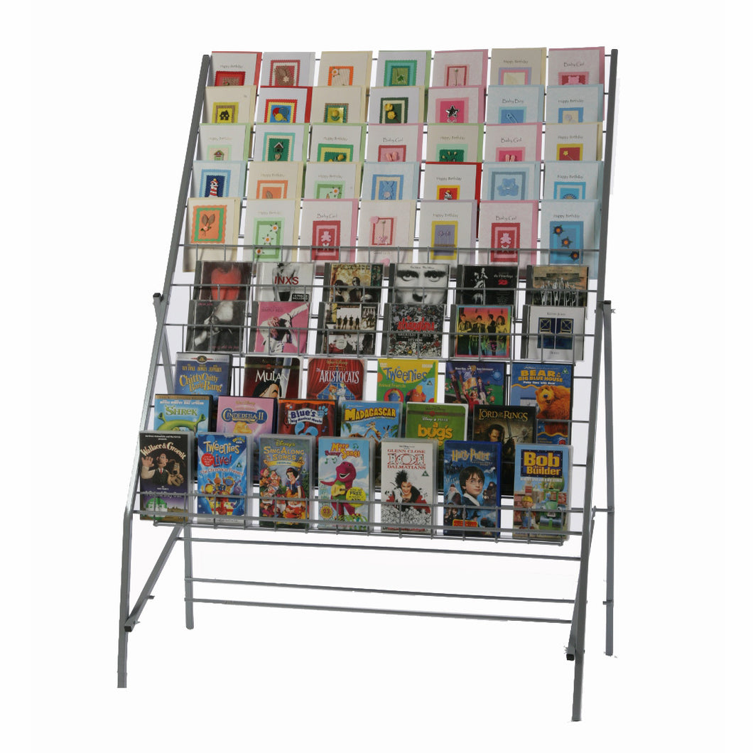 11 tier collapsible display stand