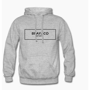 Grey Stockhom Hoodie - Bray&Co Clothing