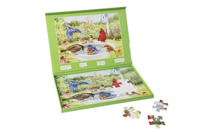 Bathing Birds: Active Minds Puzzle for People with Dementia - Tabtime Limited